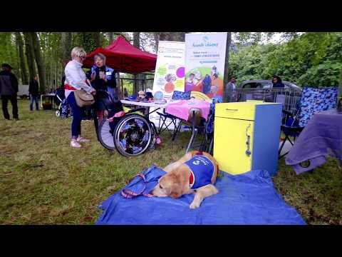 Démo d'Impoo à la 40ème Journée du chien à Sorèze-28-07-19
