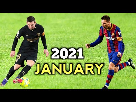 Lionel Messi back to his Best – January 2021 Skills & Goals