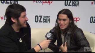 Бу бу Стюарт, Interview: Booboo Stewart Talks Twilight & X-Men Days of Future Past