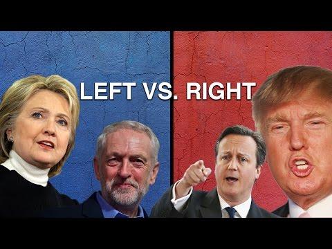 Levice vs. pravice