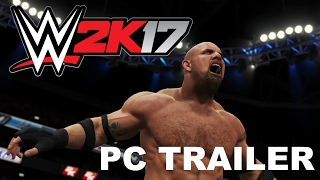 WWE 2K17 is Now Available on PC - Launch Trailer & New Screenshots