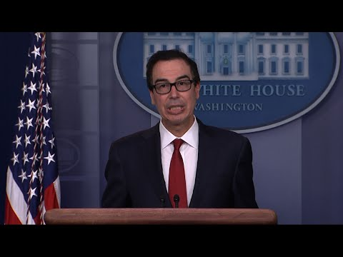 Treasury Secretary Steven Mnuchin says the Trump administration has concerns that the new digital currency planned by Facebook could be used for illicit activity such as money laundering, human trafficking and financing terrorism. (July 15)