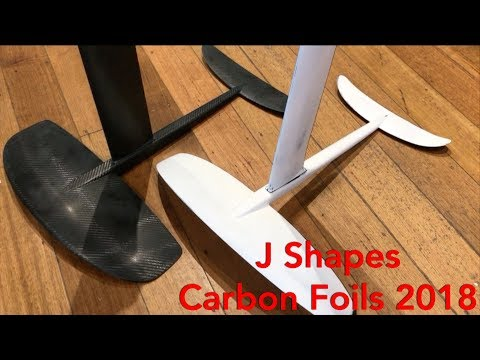 J Shapes Carbon Foils 2018