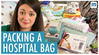 Packing A Hospital Bag For Labour (UK)