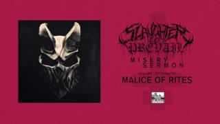 SLAUGHTER TO PREVAIL - Malice of Rites