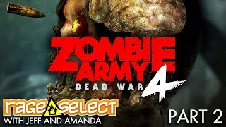 Zombie Army 4: Dead War - The Dojo (Let's Play) - Part 2