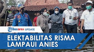 Hasil Survei NSN: Elektabilitas Risma sebagai Calon Gubernur DKI Jakarta Lampaui Anies Baswedan