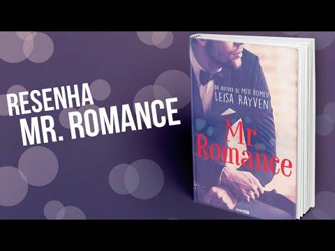 Resenha: Mr  Romance - Estante Literária