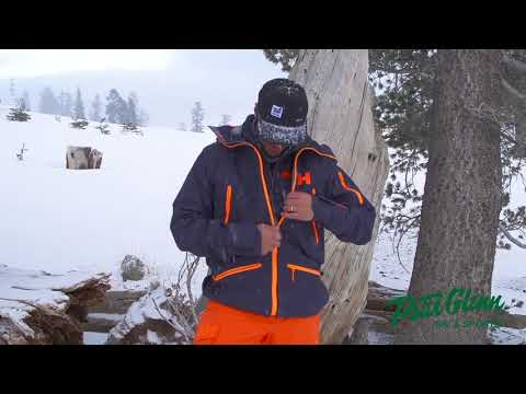 2018 Helly Hansen Men's Ridge Shell Ski Jacket Review by Peter Glenn