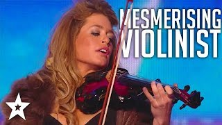 Violinist Lettice Rowbotham! All Performances on Britain
