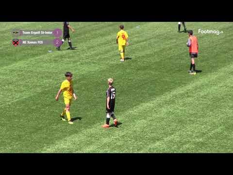 Team Erguël (Saint Imier) VS NE Xamax FCS Finale Jun D