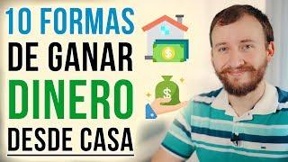 Video: 10 Formas De Ganar Dinero Desde Casa - Fuentes De Ingresos Adicionales