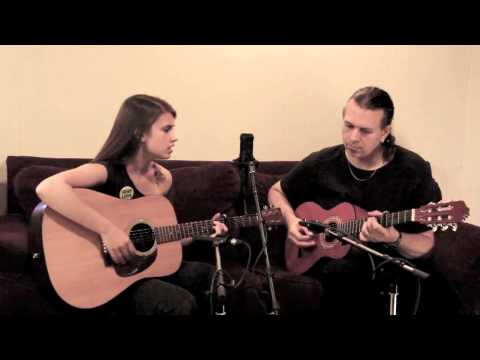 Annabelle by Gillian Welch COVER by Nieva and Martin