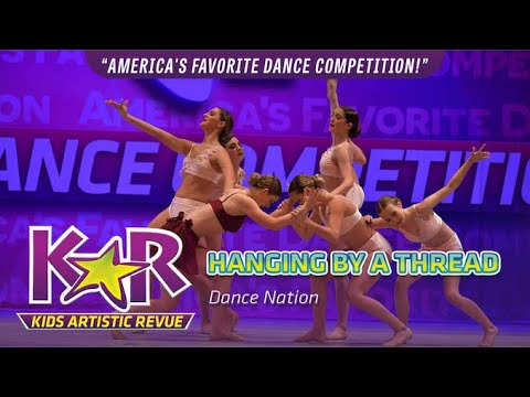 """Hanging By A Thread"" from Dance Nation"