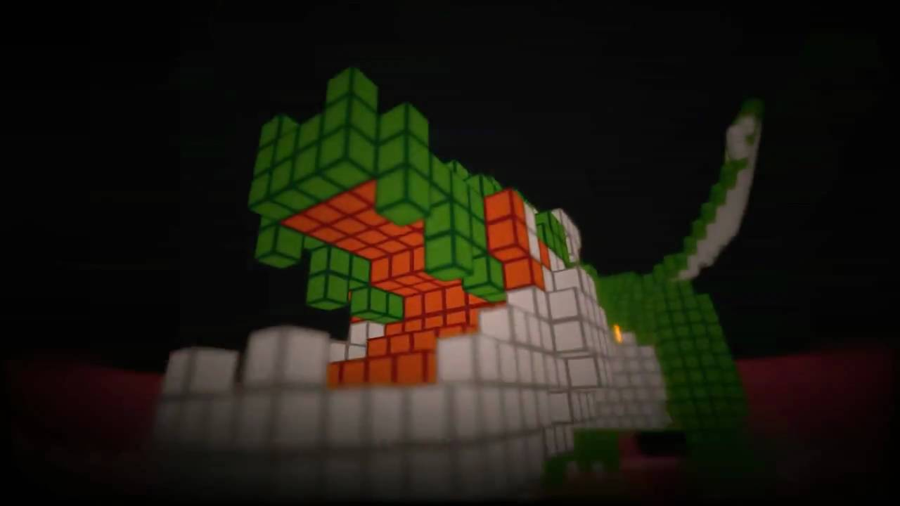 This 3D Dot Game Heroes Trailer Is Zelda-Riffic