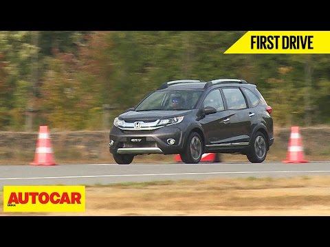 Honda BR-V | First Drive | Autocar India