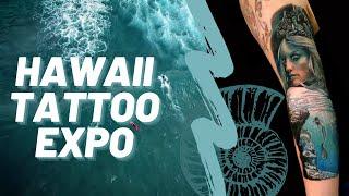 Hawaii Tattoo Expo | Poch Tattoos