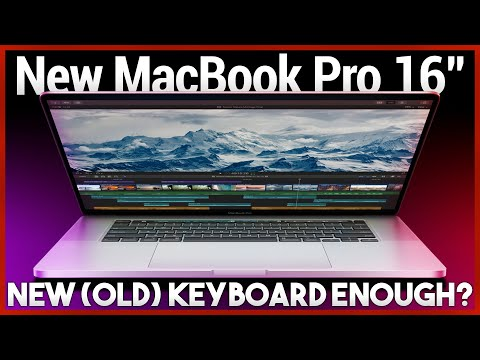 External Review Video JlXhNEMZY7M for Apple MacBook Pro 16-inch Laptop (2019)