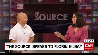 'The Source' speaks to Former Solicitor General Florin Hilbay