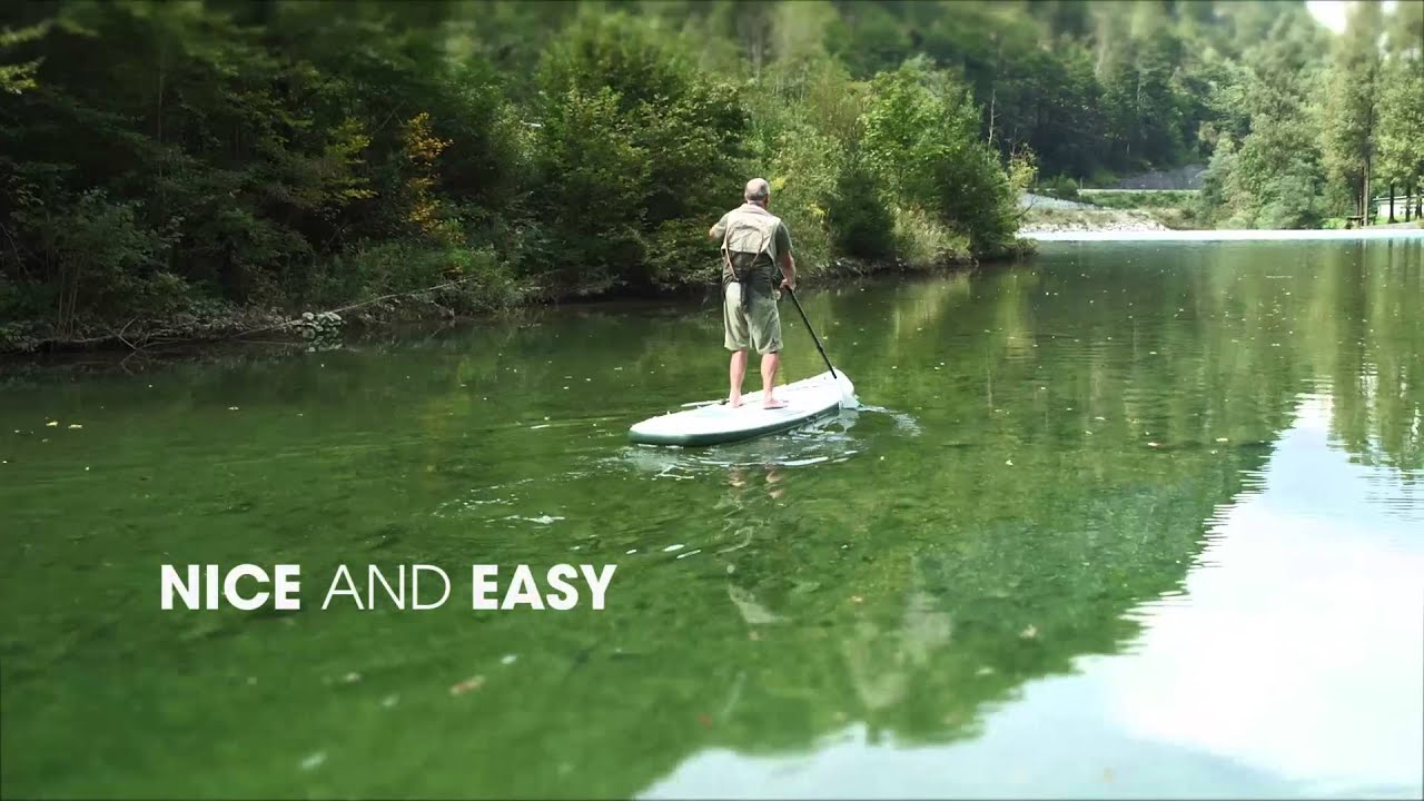 SUP Board с электроприводом Sipaboards Fisherman + SipaPaddle L video preview