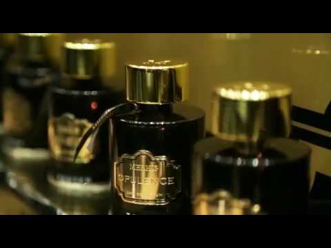 Merhis' perfume lounge in Emirates Palace