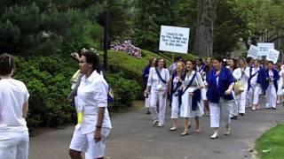 Smith College Reunion Parade 2011