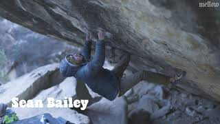 Sean Bailey - Second ascent of Pegasus V15 (8C) by mellow