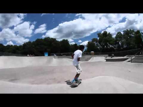 Veterans Skatepark Montage Woodbridge Va