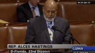 Rep. Alcee Hastings on Preventing Foreclosures