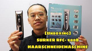 [UNBOXING] SURKER RFC-688b HAARSCHNEIDER TEST | NUYÄN