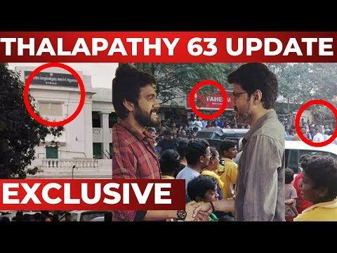 THALAPATHY 63 Exclusive UPDATE | Thalapathy Vijay | Atlee | AR Rahman |