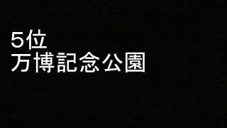 「大阪府」の観光地おすすめランキング