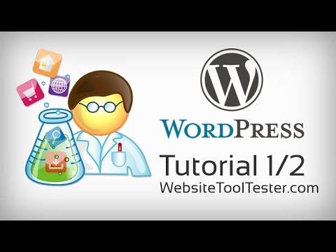 Crear una página web con WordPress: Tutorial en español 2018