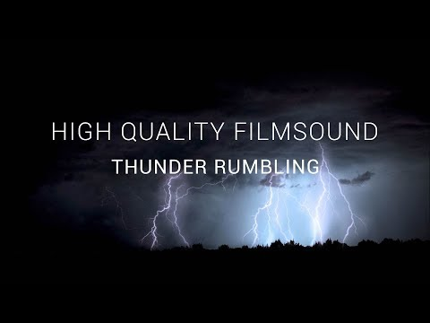 Thunder Rumbling | Sound FX | TheTwoMakers - The Two Makers