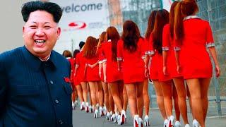 Северная Корея - Шокирующие факты о Ким Чен Ыне
