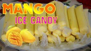 How to make Mango Ice Candy( super soft & creamy)