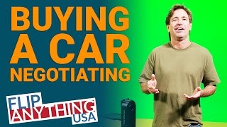 How to Get the Best Price on a New Car | How To Negotiate With A Car Salesman