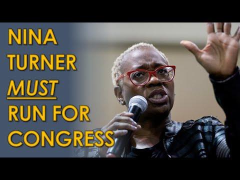 Nina Turner RUNNING for Congress in Marcia Fudge's Ohio Seat