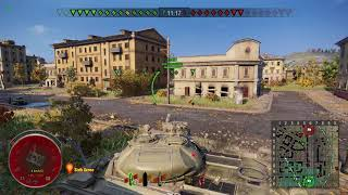 World of Tanks Xbox One X 4K Garage, loading times, gameplay...just a TEST recording