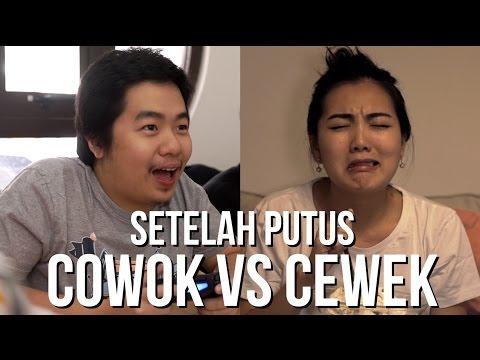 Video SETELAH PUTUS: Cewek vs. Cowok