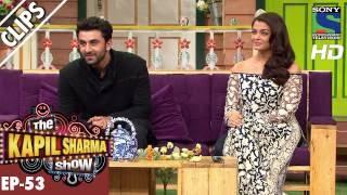 Ranbir's flawless flirt with Aishwarya -The Kapil Sharma Show-Ep.53-22nd Oct 2016