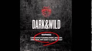 방탄소년단 – Dark & Wild  08. Interlude: 뭐해