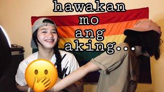 Pinahawak Ni Ja Ang Kanyang....P***