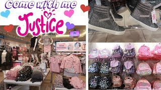 JUSTICE BACK TO SCHOOL SHOPPING!!! JULY 2019