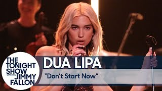 Dua Lipa: Don't Start Now