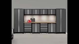 NewAge Bold 3 0 Cabinets(Costco) Garage Cabinets