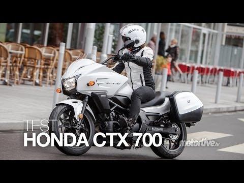 HONDA 700 CTX ABS