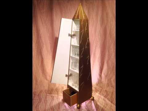 Saint's Obelisk...Art for storing your stuff