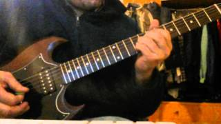 shot of love AC/DC-first four riff