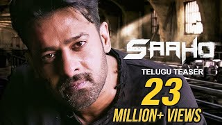 Saaho - Official Telugu Teaser